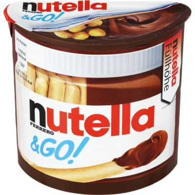 Nutella Nut & Go, 52 g