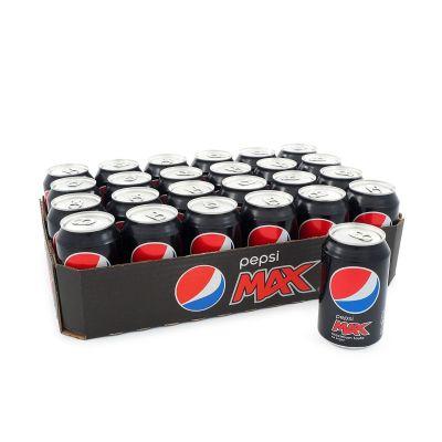 Pepsi Max, 24x 330 ml