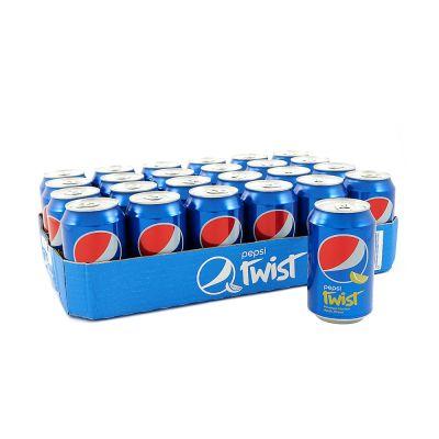 Pepsi Twist, 24x 330 ml
