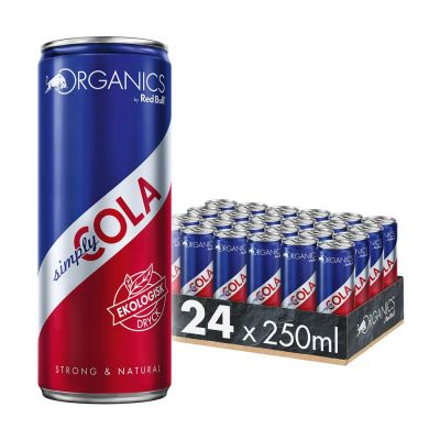 Red Bull Simply Cola 24-pack, 6000 ml