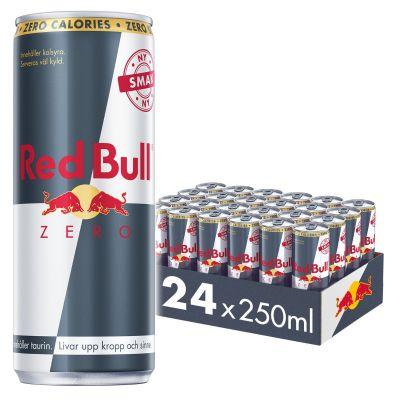 Red Bull Zero, 250 ml x24