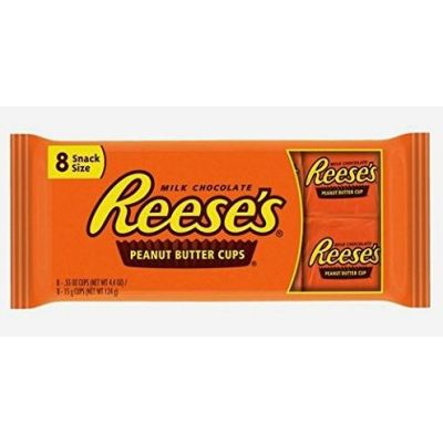 Reese's Peanut Butter Cups 8p, 124g