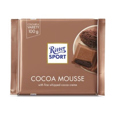Ritter Sport Cocoa Mousse, 100 g