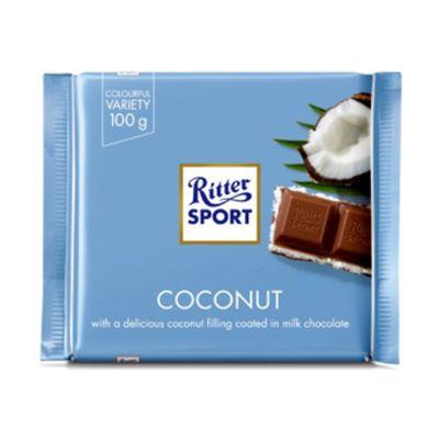 Ritter Sport Kokos, 100 g