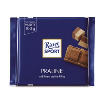 Ritter Sport Nougat Praline, 100 g