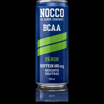 NOCCO BCAA Päron, 330 ml
