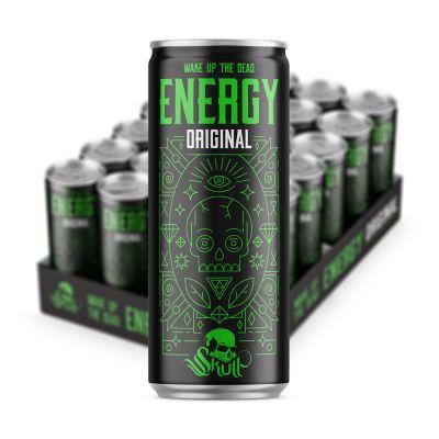 Skull Energy, 250 ml x24