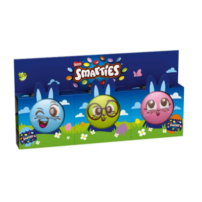 Smarties Mini Påskhare 55,5 g