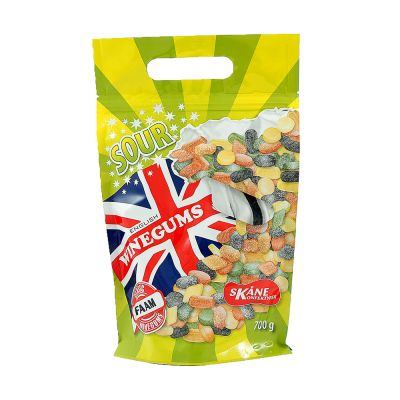 English Winegums Sour, 700 g
