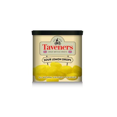 Toms Taveners Sour Lemon, 200 g