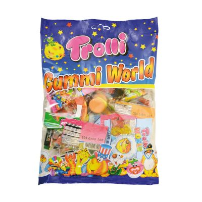Trolli Gummi World, 230 g