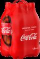 Coca Cola 4x, 1500 ml