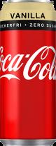 Coca Cola Zero Vanilla, 330 ml